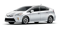 Used, 2012 Toyota Prius, Red, JM157A-1