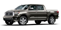 Used, 2013 Toyota Tundra 4WD Truck CrewMax 5.7L V8 6-Spd AT (Natl), Gray, 32047A-1