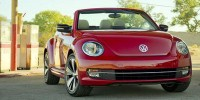Used, 2013 Volkswagen Beetle Convertible 2.0T w/Sound/Nav, Silver, P36245-1
