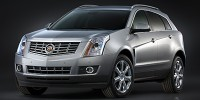 Used, 2015 Cadillac SRX Luxury Collection, Silver, 31749-1