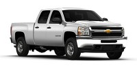 Used, 2014 Chevrolet Silverado 2500HD LTZ, White, 32374-1