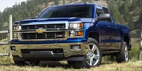 Used, 2015 Chevrolet Silverado 1500, Burgundy, 31757-1