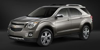 Used, 2015 Chevrolet Equinox LS, Cream, 28703-1