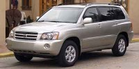 Used, 2003 Toyota Highlander, Blue, H55791A-1