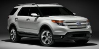 Used, 2014 Ford Explorer XLT, Green, 29047-1