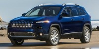 Used, 2014 Jeep Cherokee Limited, Blue, 28047-1