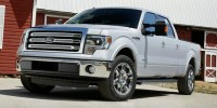 Used, 2014 Ford F-150, White, 18853-1