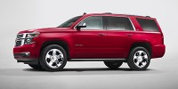 Used, 2016 Chevrolet Tahoe Commercial, Black, 19CF699A-1