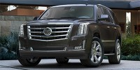 Used, 2015 Cadillac Escalade Luxury, Black, W660-1