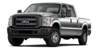 Used, 2015 Ford Super Duty F-350 SRW, White, P16804-1