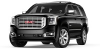 Used, 2015 GMC Yukon SLT, Black, W649-1