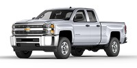 Used, 2015 Chevrolet Silverado 2500HD, Gray, 19C908A-1
