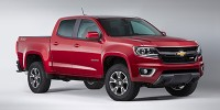 Used, 2016 Chevrolet Colorado 4WD Z71, Green, W460-1