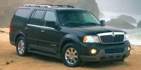 Used, 2003 Lincoln Navigator Luxury, Silver, H18793C-1