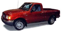 Used, 2003 Ford Ranger XLT, Other, H19956AA-1