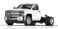 New, 2019 Chevrolet Silverado 3500HD WT, Red, 19C34-1