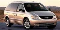 Used, 2002 Chrysler Town & Country eL, Tan, 30152A-1