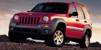 Used, 2003 Jeep Liberty Sport, Green, JK191A-1