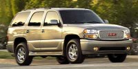 Used, 2003 GMC Yukon Denali 4dr AWD, Red, W488-1
