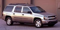 Used, 2003 Chevrolet TrailBlazer EXT LT, Gray, H55795A-1