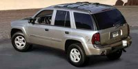 Used, 2003 Chevrolet TrailBlazer LS, Blue, 26859D-1