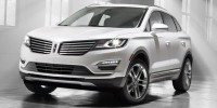 Used, 2015 Lincoln MKC AWD 4dr, White, 30653-1