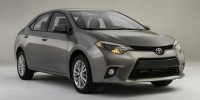 Used, 2016 Toyota Corolla LE, Red, BC3078-1