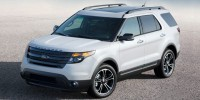 Used, 2015 Ford Explorer Sport, Black, 27148-1