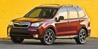 Used, 2016 Subaru Forester 4dr CVT 2.5i Limited PZEV AWD, Red, 27577-1