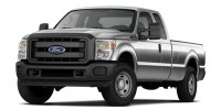 Used, 2016 Ford Super Duty F-250 SRW Lariat, White, H18668A-1