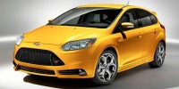 Used, 2014 Ford Focus ST, Silver, W728-1