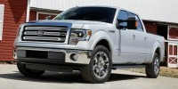 Used, 2014 Ford F-150, Gray, W489-1