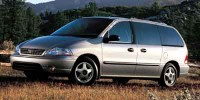 Used, 2003 Ford Windstar Wagon, Silver, 30667A-1