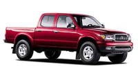 Used, 2003 Toyota Tacoma PreRunner, Tan, W1316A-1