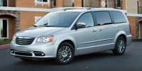 Used, 2016 Chrysler Town & Country Touring, Red, P36412-1