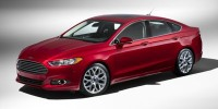 Used, 2014 Ford Fusion SE, Black, 28415-1