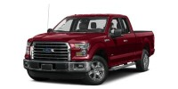 Used, 2016 Ford F-150, Black, 30681-1