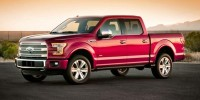 Used, 2016 Ford F-150, Red, 29376-1