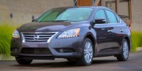 Used, 2014 Nissan Sentra, Silver, 31897A-1