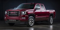 Used, 2016 GMC Sierra 1500 SLE, Blue, 32529-1