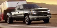 Used, 2004 Chevrolet Silverado 3500 DRW, Gray, P1861-1