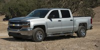 Used, 2017 Chevrolet Silverado 1500, White, 31801-1