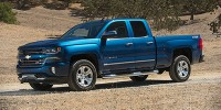 Used, 2016 Chevrolet Silverado 1500 LT, Blue, 27563-1