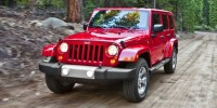 Used, 2014 Jeep Wrangler Unlimited, Black, 31655-1
