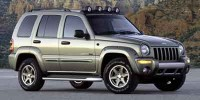Used, 2003 Jeep Liberty Renegade, Green, W11-1