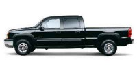 Used, 2004 Chevrolet Silverado 2500HD LT, Gray, W160-1