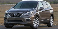 Used, 2017 Buick Envision Preferred, Red, 31487-1