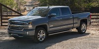 Used, 2016 Chevrolet Silverado 1500, Black, 29927-1