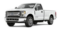 New, 2017 Ford Super Duty F-250 SRW XLT, White, F17625-1