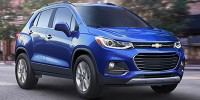 New, 2019 Chevrolet Trax LT, Red, 19C408-1